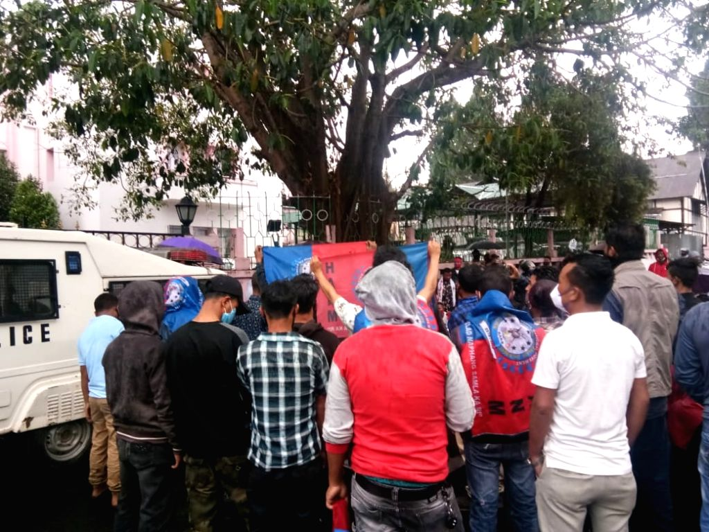 Meghalaya parties' resume stir to enforce ILP to keep state out of CAA purview.
