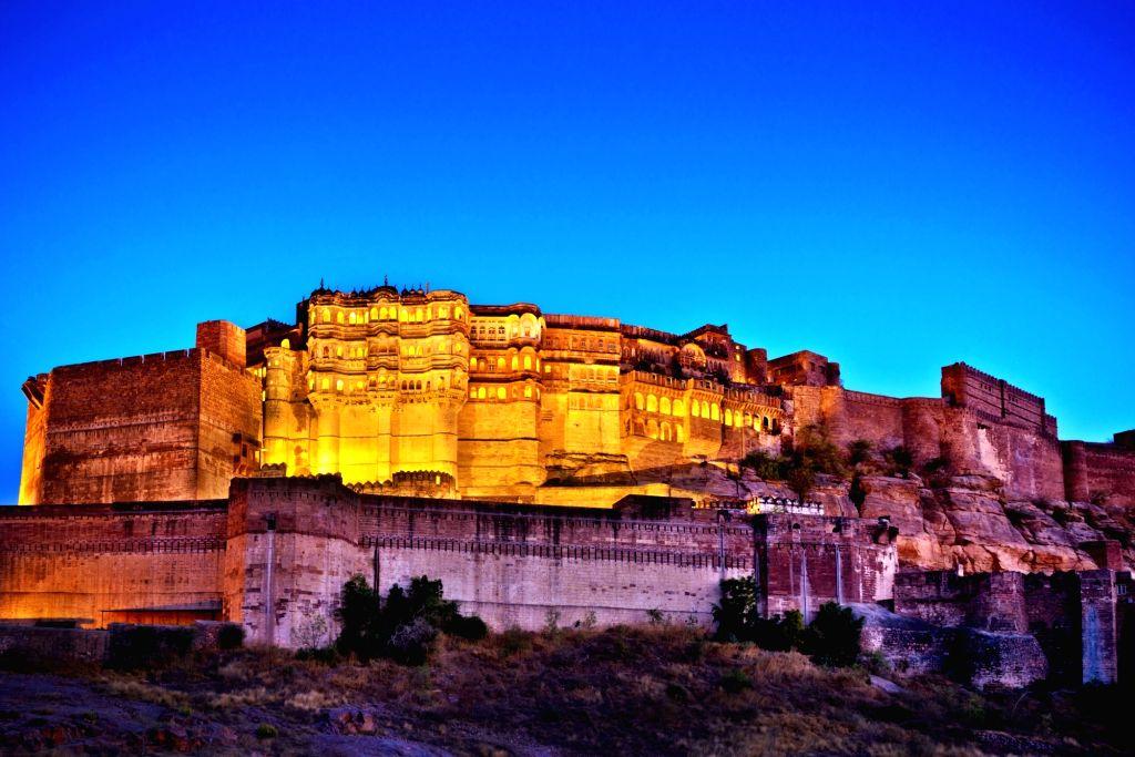 Mehrangarh Fort, Jodhpur, India