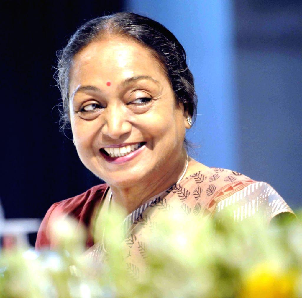 Meira Kumar. (File Photo: IANS) - Meira Kumar