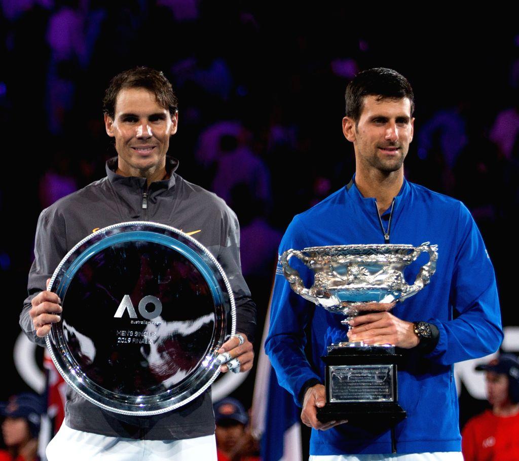 Nadal Djokovic Federer To Play In Australia Open 2020