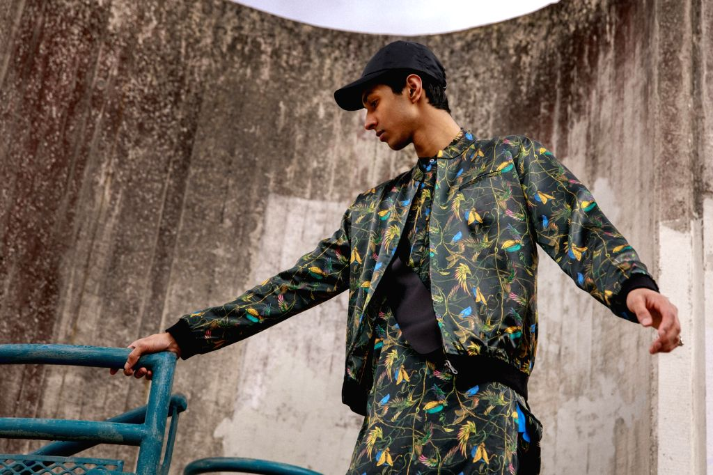 Men, there's a new fashion label on the block.