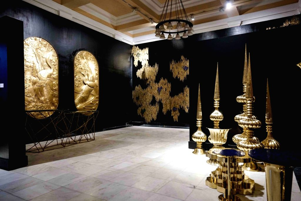Metal works by Vikram Goyal (Photo: Vikram Goyal)