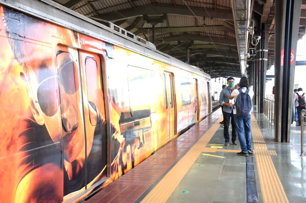 Metro One trial, Mumbai:- Mumbai Metro One restart from Monday October 19 , 2020 on occasion they are interaction for the preparedness & measures undertaken for safe & secure travel of our ... - Abhay Kumar Mishra