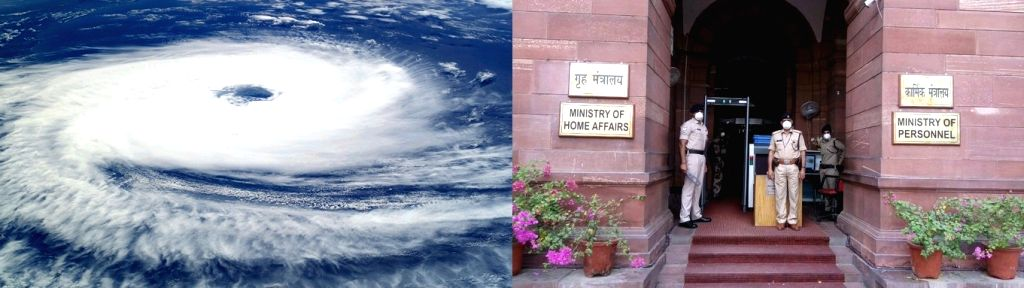 MHA team to visit Bengal to assess damage caused by Yaas.