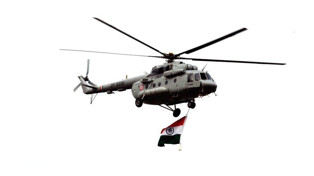 Mi-17. (Photo: IANS/DPRO)