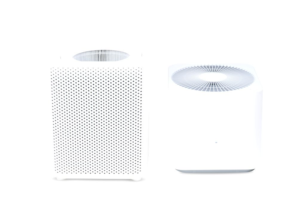 Mi Air Purifier 2C.