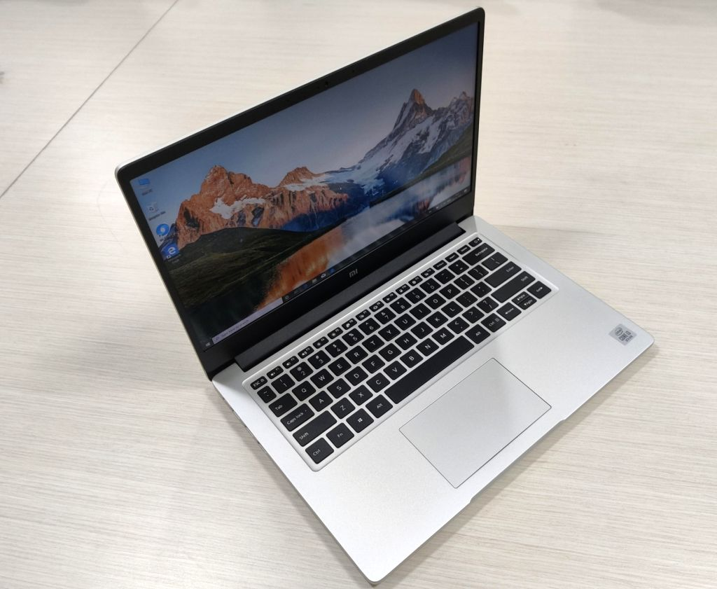 Mi Notebook 14 e-Learning Edition review.