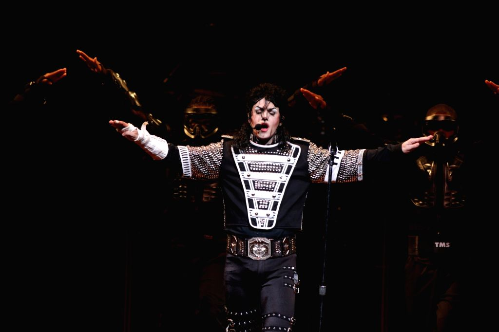 Michael Firestone, who has gained popularity for impersonating Michael Jackson across the world with his live shows.