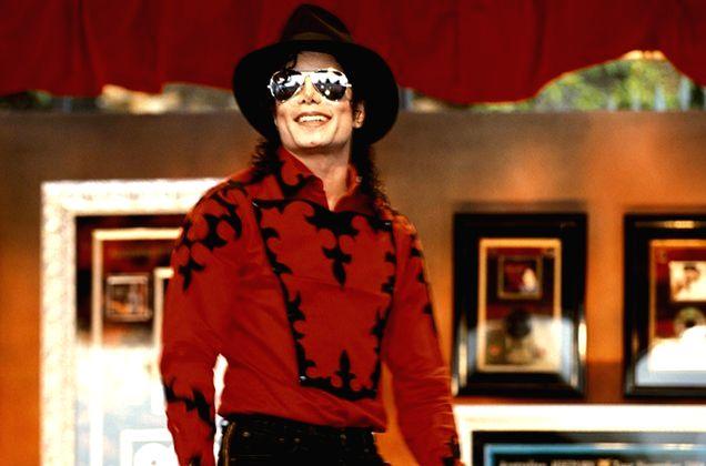 Michael Jackson. (Photo: Twitter/@michaeljackson)