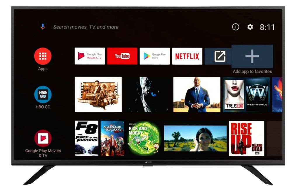Micromax Android TV.