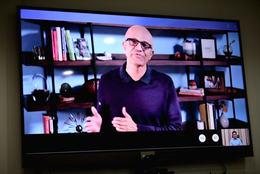 Microsoft CEO for global rules on data safety, privacy