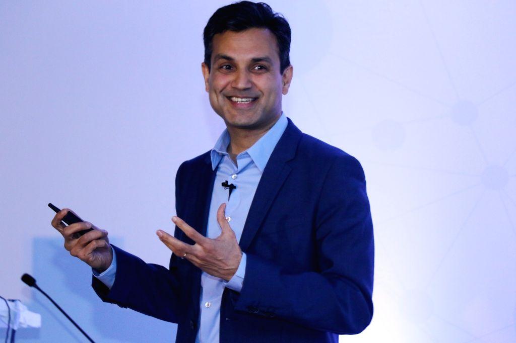 Microsoft India President Anant Maheshwari.