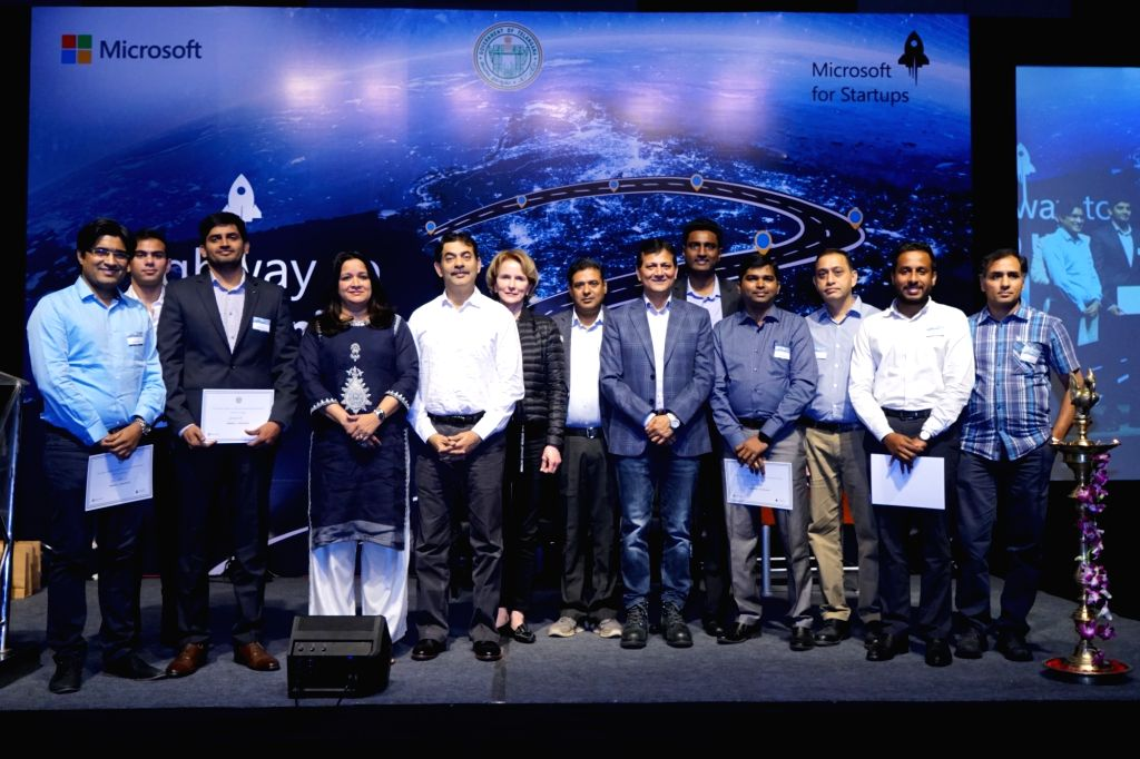 Microsoft on Monday said it has selected 54 tech startups from five statesGujarat, Maharashtra, Rajasthan, Kerala and Telangana - and three from each state (total 15) will finally win a year-long ...