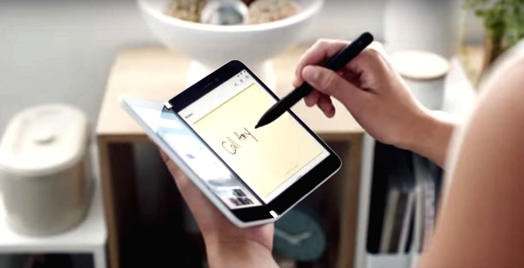 Microsoft's fascination for its own smartphone is not dead, yet. After failed Windows smartphones, the company has showcased a foldable smartphone - Surface Duo - that is more like the newly-launched Samsung Galaxy Fold and would run on Google's Andr