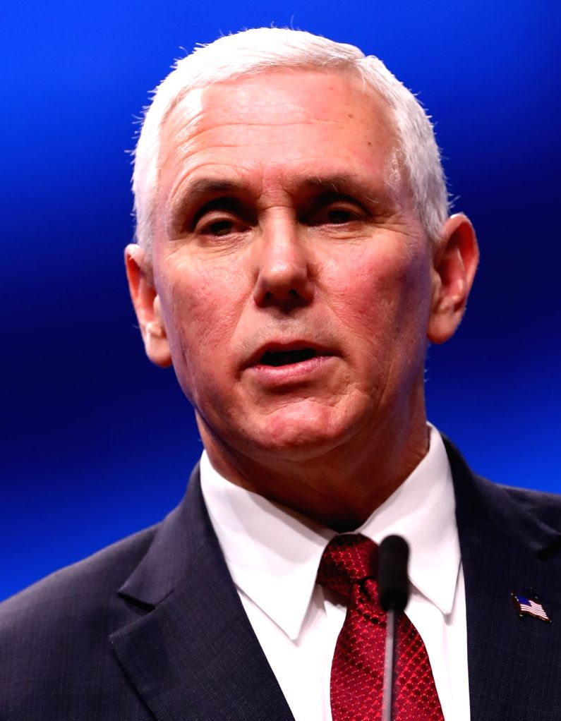 Mike Pence. (File Photo: IANS)