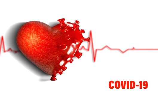 Mild Covid very unlikely to cause lasting heart damage: Study.(photo:Pixabay.com)