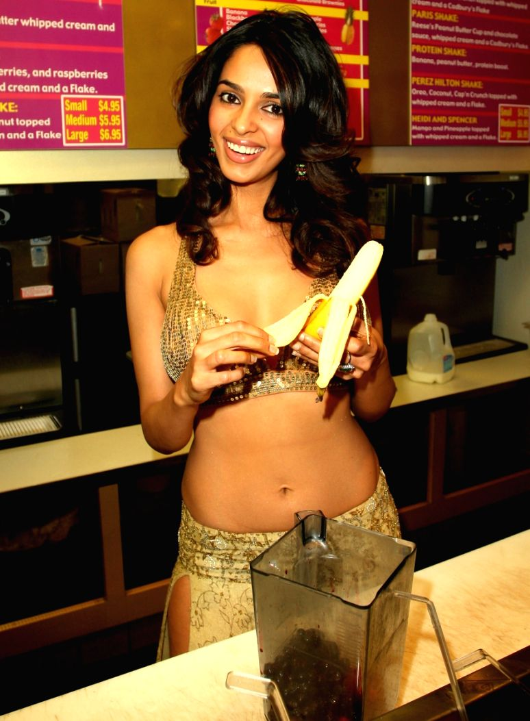 Milkshake Named After Mallika Sherawat at Millions of Milkshakes.
