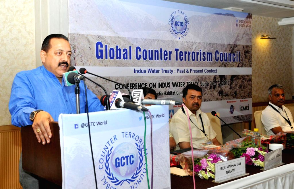 Minister of State for Development of North Eastern Region (I/C), Prime Minister's Office, Personnel, Public Grievances and Pensions, Atomic Energy and Space, Dr. Jitendra Singh addresses ... - Jitendra Singh
