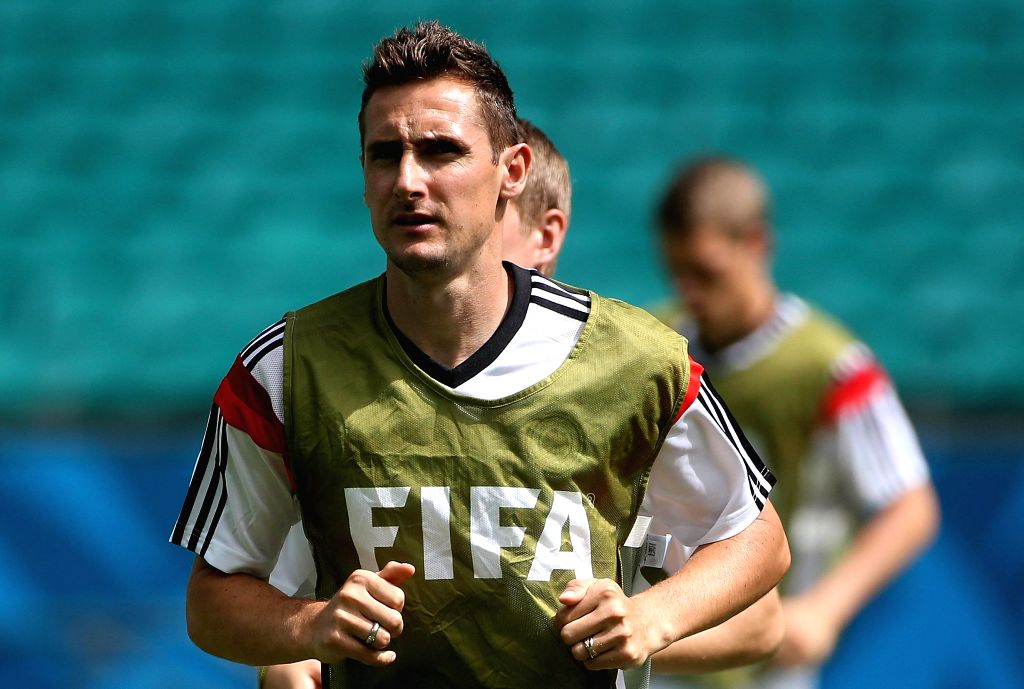 Miroslav Klose appointed Bayern Munich assistant coach