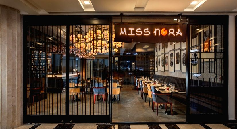 Miss Nora food review