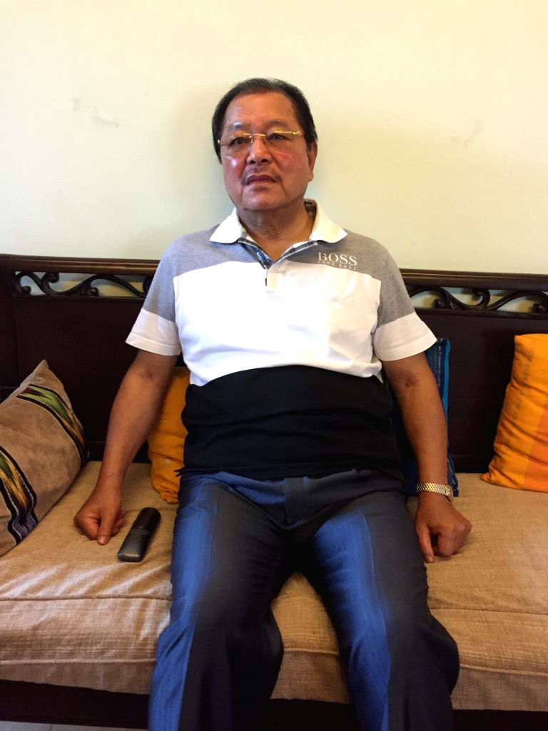Mizoram Chief Minister Lal Thanhawla - Lal Thanhawla