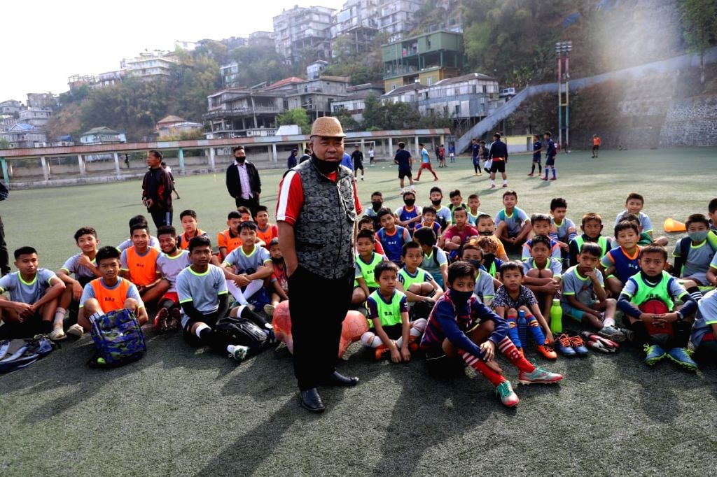 Mizoram sports minister announces prize for having most number of children