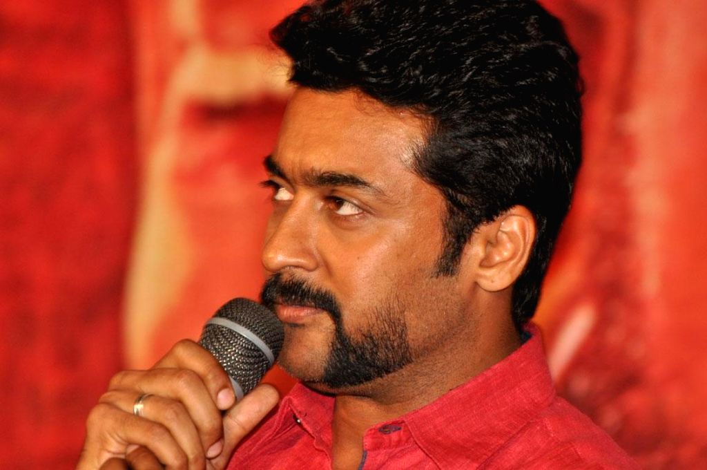 MMK leader requests Madras HC not to initiate contempt proceedings against actor Surya - Surya