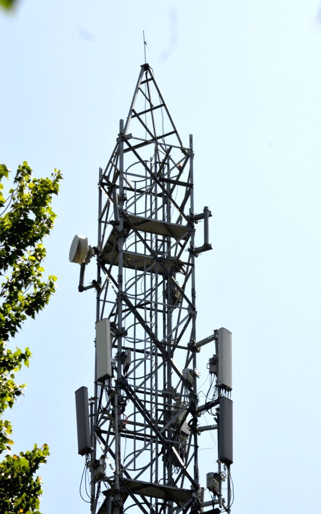 Mobile tower. (File Photo: IANS)