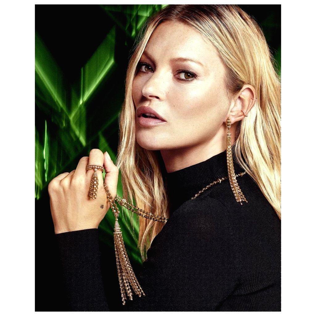 Model Kate Moss.(photo:instagram) - Kate Moss