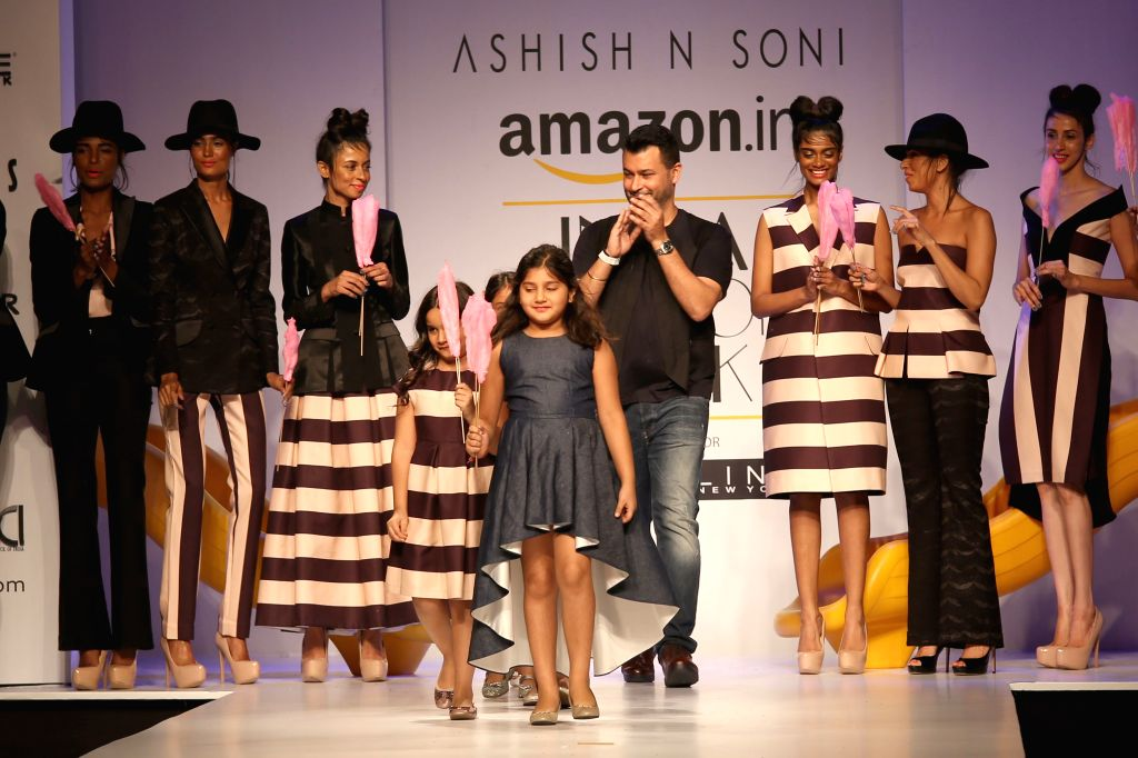 Amazon India Fashion Week Ashish N Soni