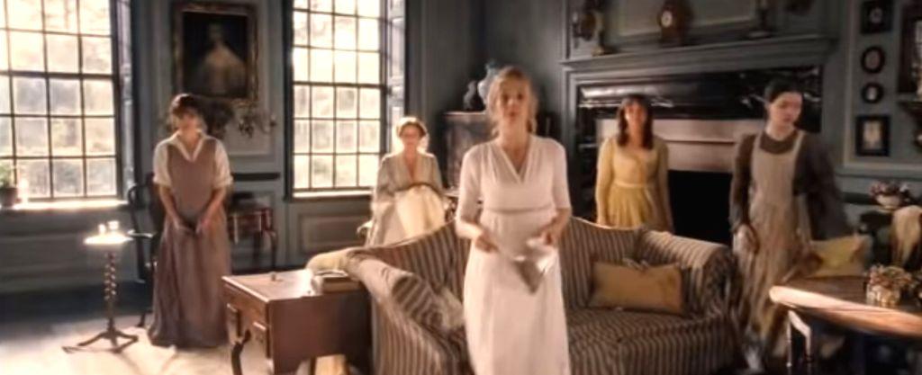 Modern' Jane Austen series in development