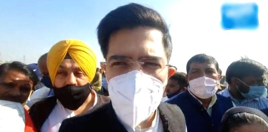 Modi govt must not make it an ego conflict, Raghav Chadha on farmer unrest.