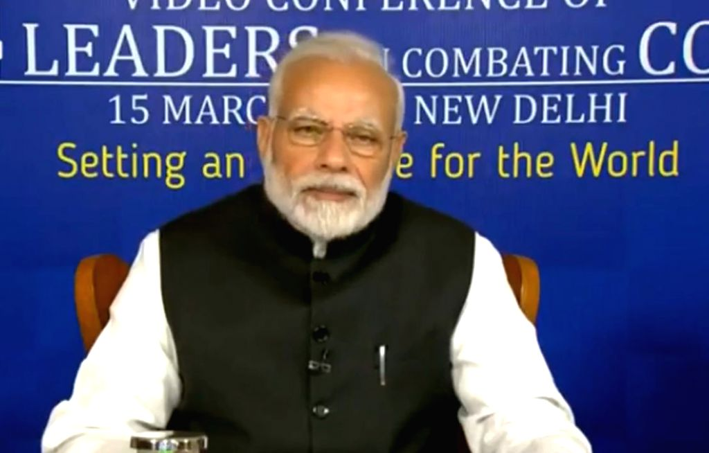 Modi to address nation on Thursday 8 p.m. over COVID-19 (Photo: IANS/PIB)