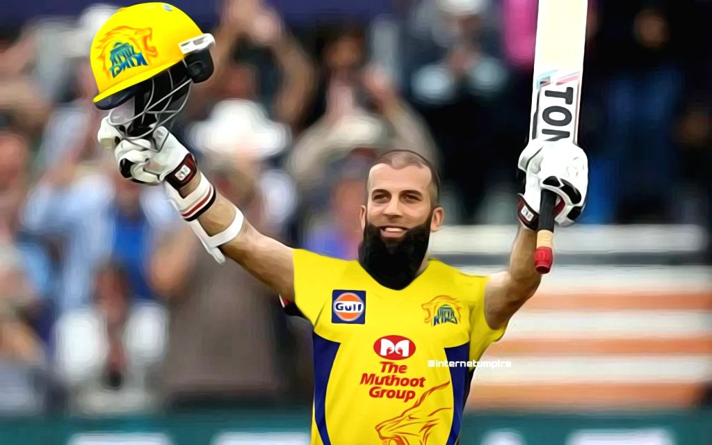 Moeen the game-changer for CSK, says Parthiv Patel - Parthiv Patel