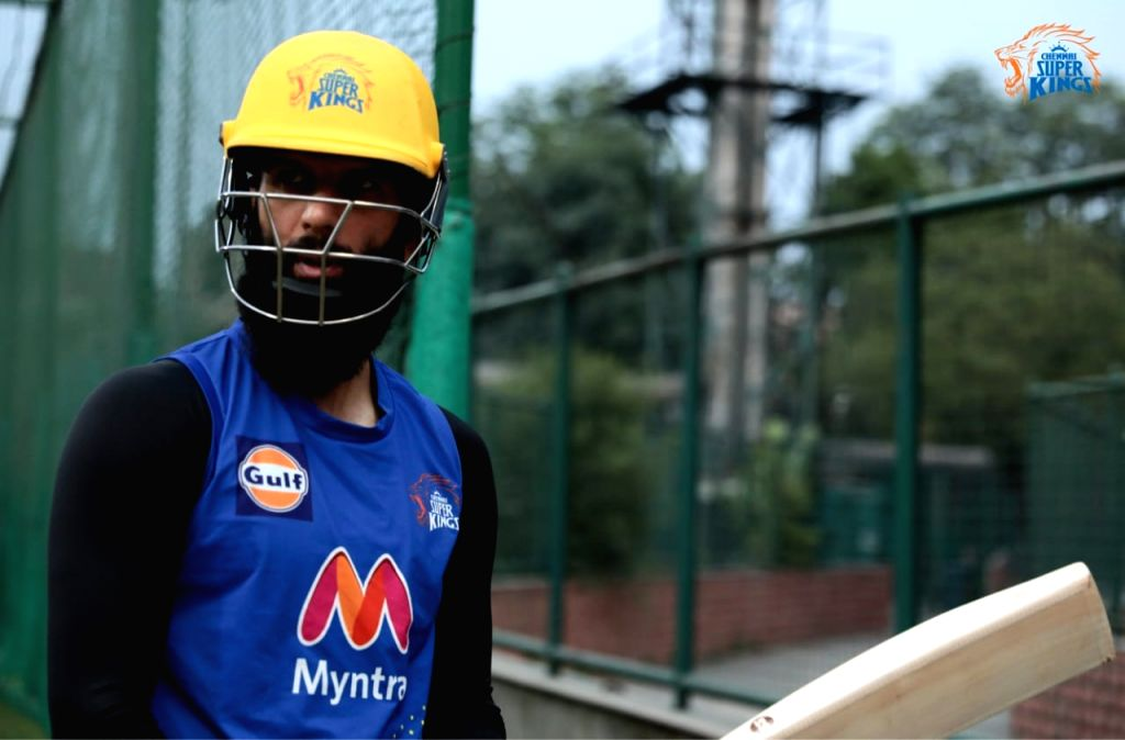 Moeen the game-changer for CSK, says Parthiv Patel ( Credit : CSK Twitter) - Parthiv Patel