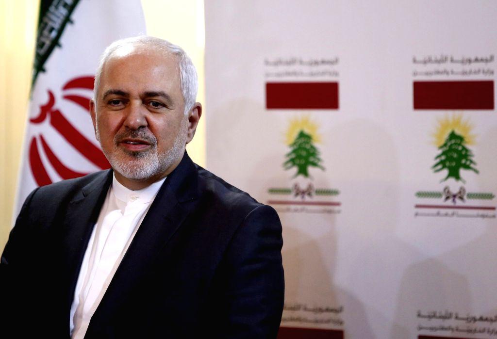 Mohammad Javad Zarif. (Xinhua/Bilal Jawich/IANS)