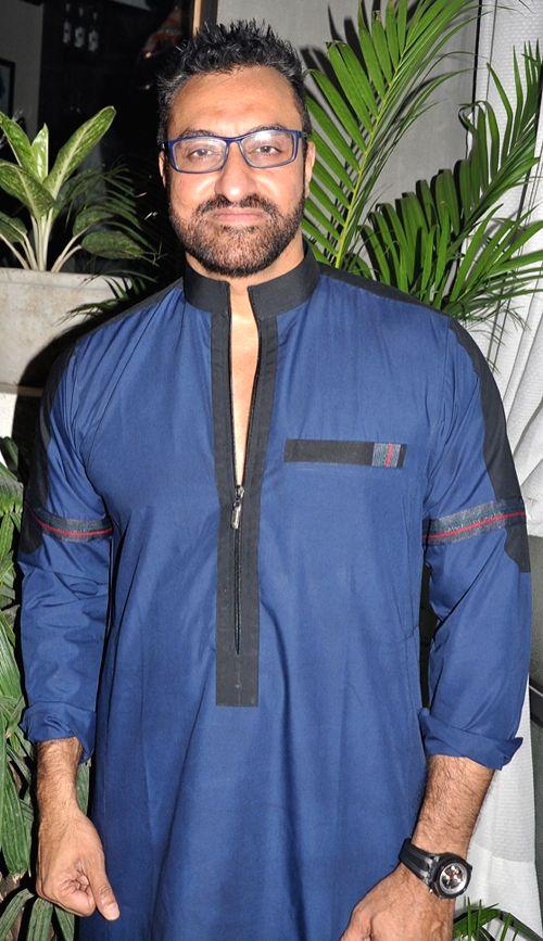 Mohammed Morani during Mirabella Bar & Kitchen Launch in Mumbai on July 4, 2016.