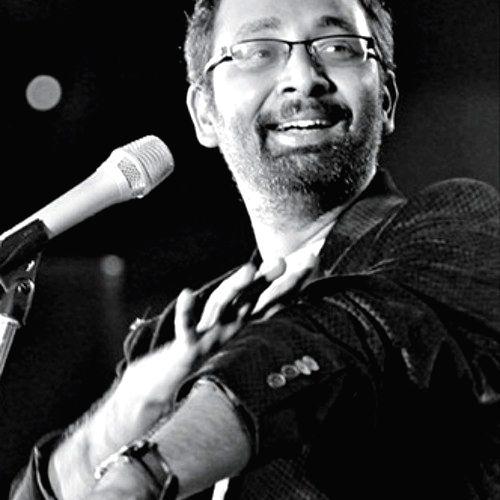 Mohan Kannan sings a 'fun, quirky' song.