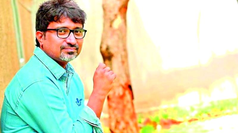 Mohana Krishna Indraganti explains why the unique 'V' title was given to the film Nani Starr!.