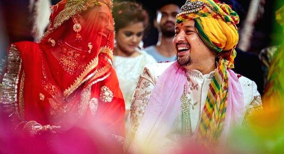 Mohena Kumari Singh has a grand, royal reception in Rewa Mumbai - Mohena Kumari Singh