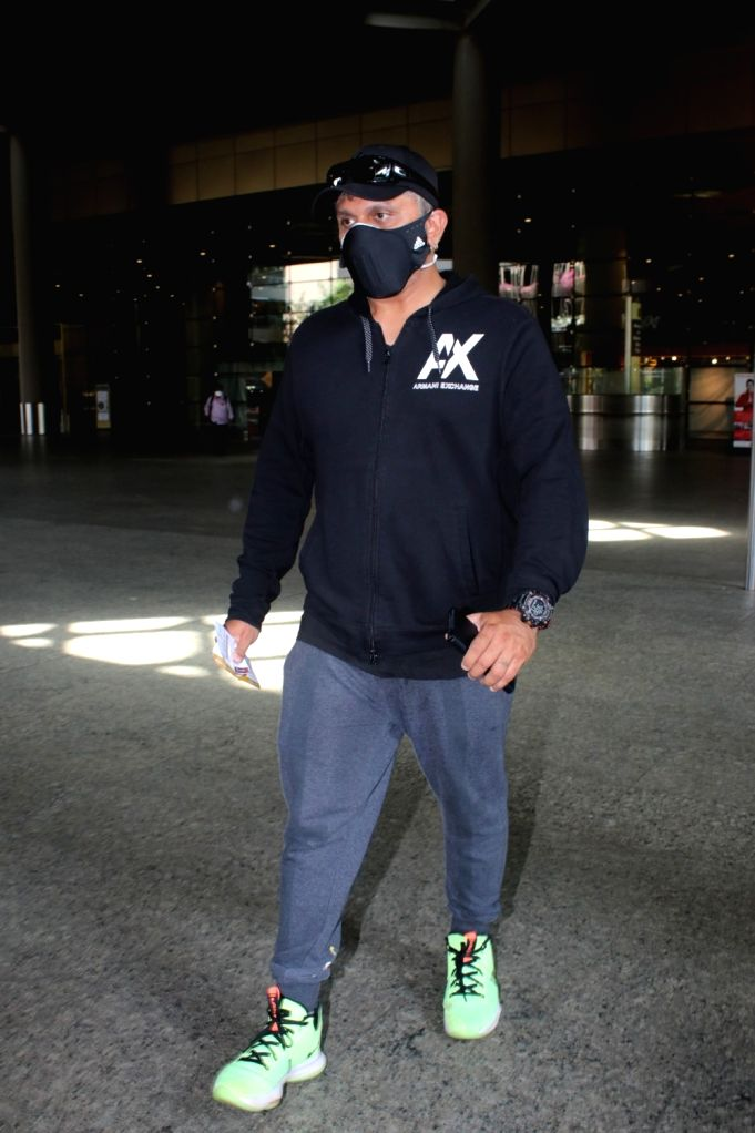 Mohit Suri Spotted at Airport Arrival On Saturday, 24 April, 2021.