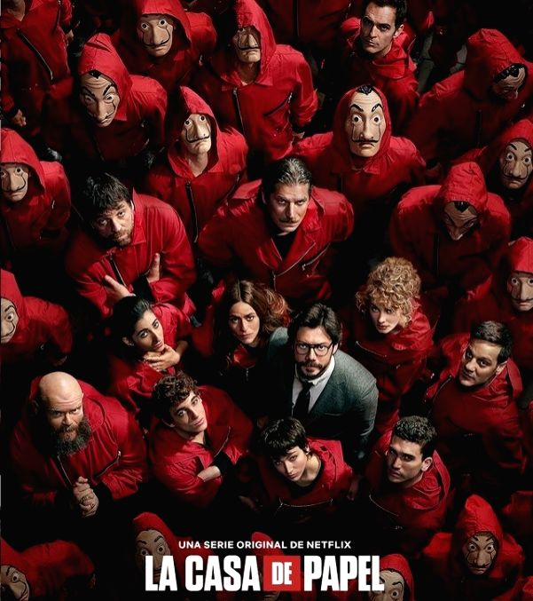 Money Heist' to end in 2 instalments of 5 episodes each on Sep 3 and Dec 3