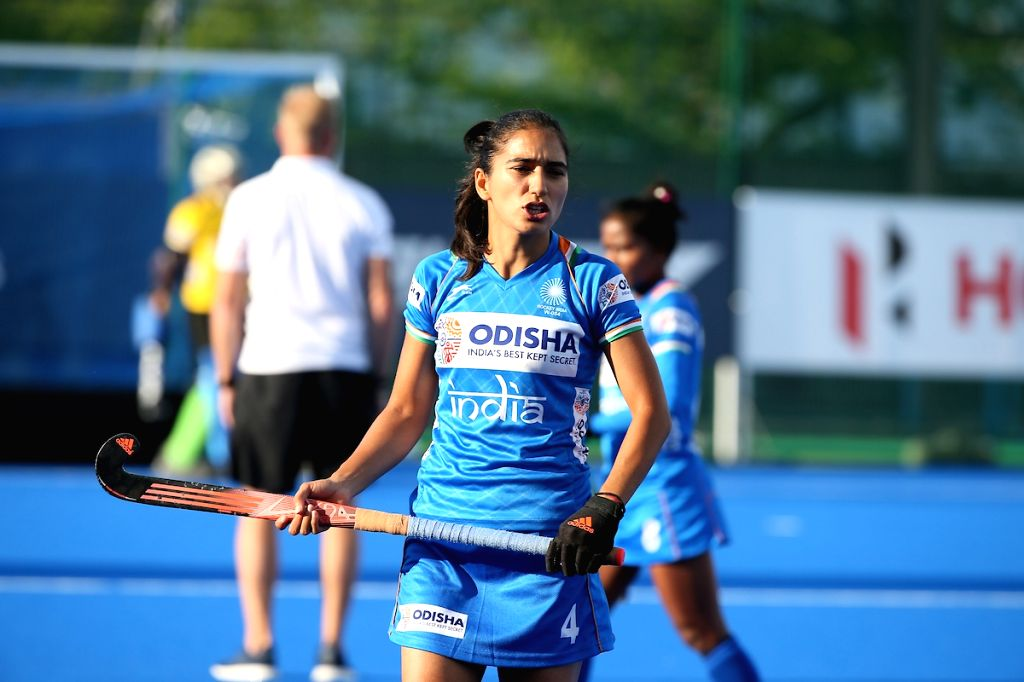 Monika will command the midfield for India in the forthcoming Tokyo Olympics 2020 Test Event scheduled to take place in Tokyo, Japan from 17th - 21st August 2019.