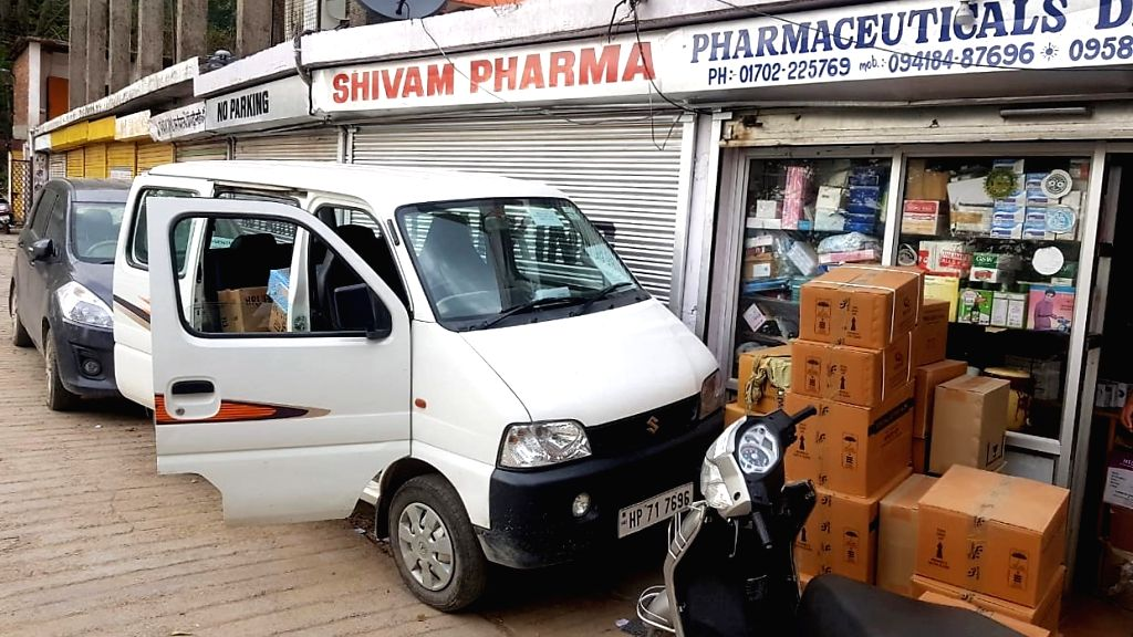 More than 1500 patients being provided home delivery in Himachal Pradesh's Sirmaur district. The CM HP Essential Medicine Helpline started by the state government is proving to be a boon for ...