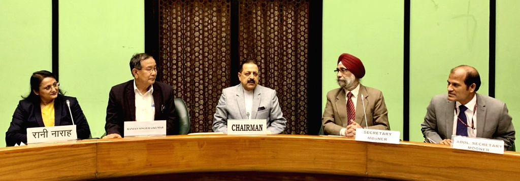 MoS for Development of North Eastern Region (I/C), Prime Minister???s Office, Personnel, Public Grievances & Pensions, Atomic Energy and Space, Dr. Jitendra Singh chairs the ... - Jitendra Singh