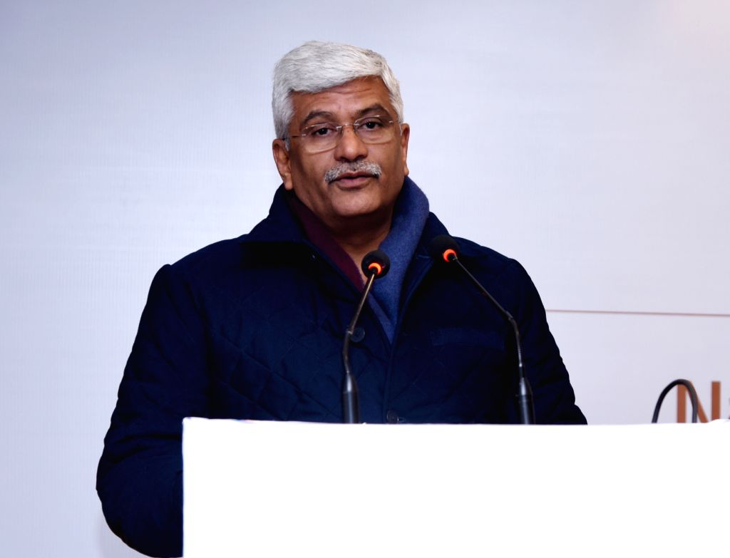 """MoS for Jal Shakti and Social Justice & Empowerment Rattan Lal Kataria addresses at the National Conference on """"Provision of Potable Drinking Water in Quality-Affected Areas"""" ..."""