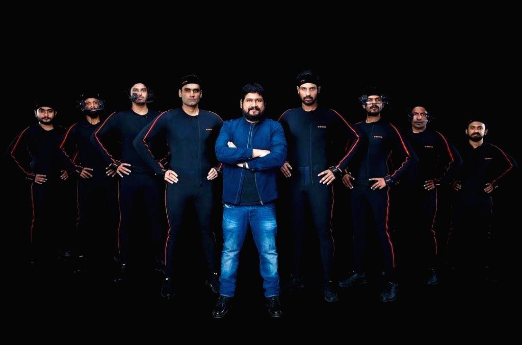 Motion capture work on Prabhas-Saif Ali Khan's 'Adipurush' begins. - Prabhas-Saif Ali Khan