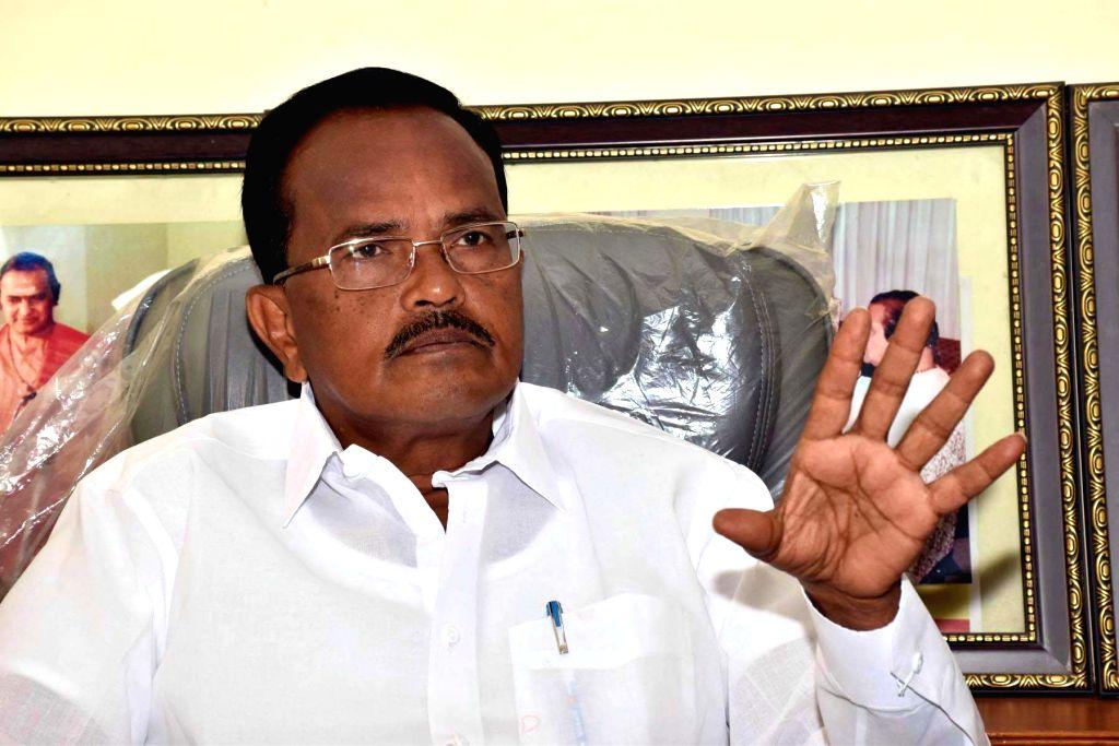 Motkupalli Narasimhulu. (File Photo: IANS)