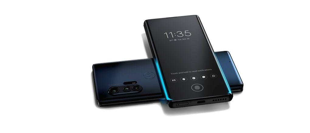 Motorola edge+, edge smartphones launched, India pricing soon.