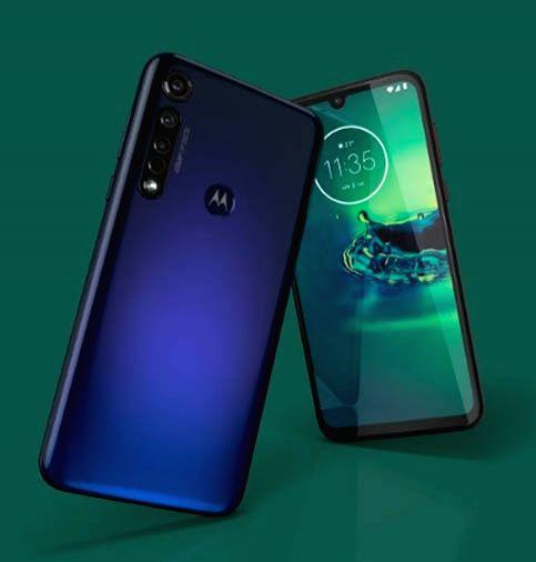 Motorola G8 Plus.
